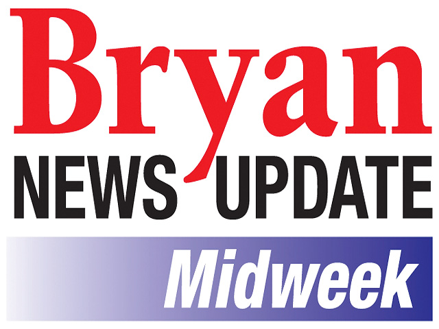 Click to play Bryan News Update - Mar. 26