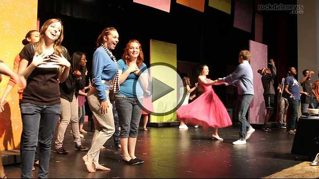 Click to play RCHS to peform Bye Bye Birdie