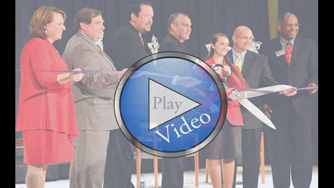 Click to play Lt. Gov, Ga. Superintendent attend RCA ribbon cutting