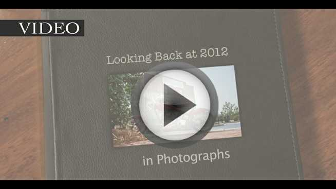 Click to play Looking Back with Photographs at 2012