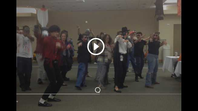 Click to play This is THRILLER (at RMC)