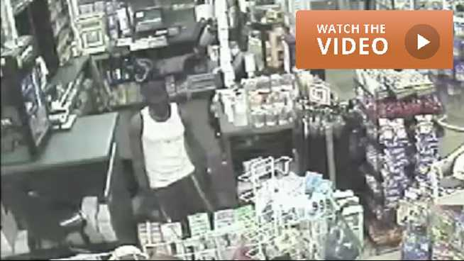 Click to play Texaco Burglary - September 12, 2014