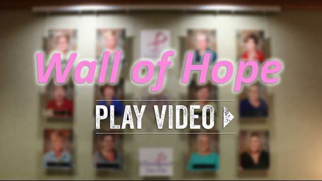 Click to play Wall of Hope