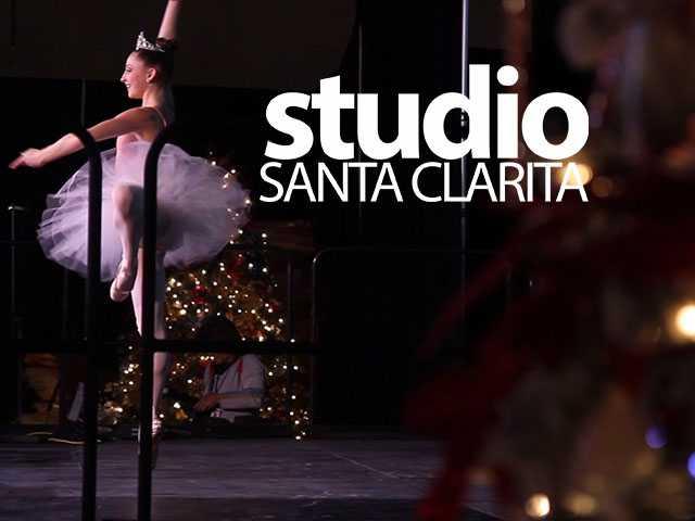 Click to play Studio Santa Clarita: Festival of Trees, Color Run