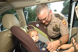 Click to play Child Care Seat Check