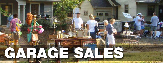 Garage Sales