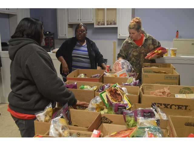 Miracle Deliverance House of Prayers outreach serves Barrow's citizens