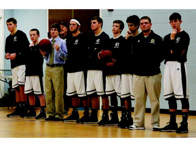 Bethlehem celebrates senior basketball players during Tuesday's games