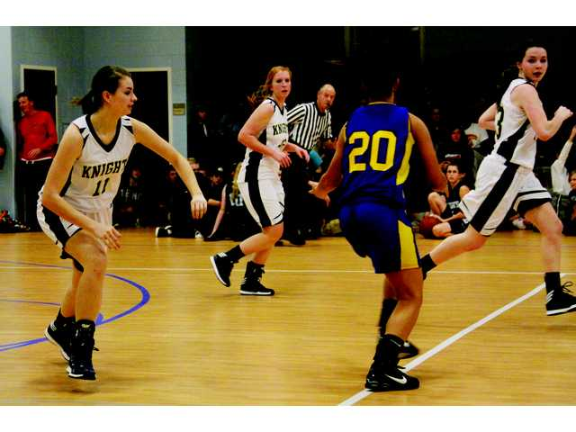 BCA women end season with loss