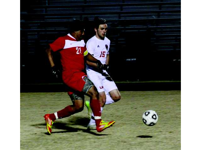 Juarez earns the hat trick in soccer win