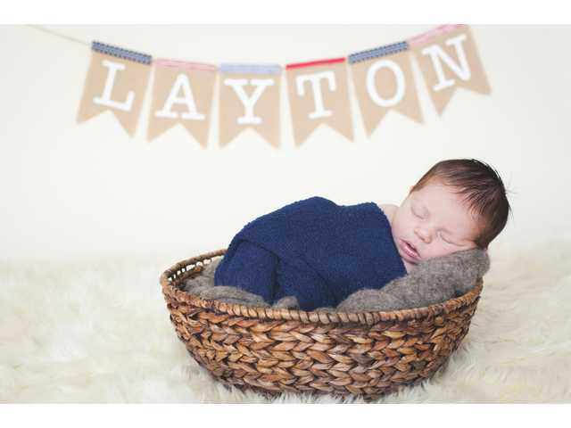 Pitts Welcome Son Layton