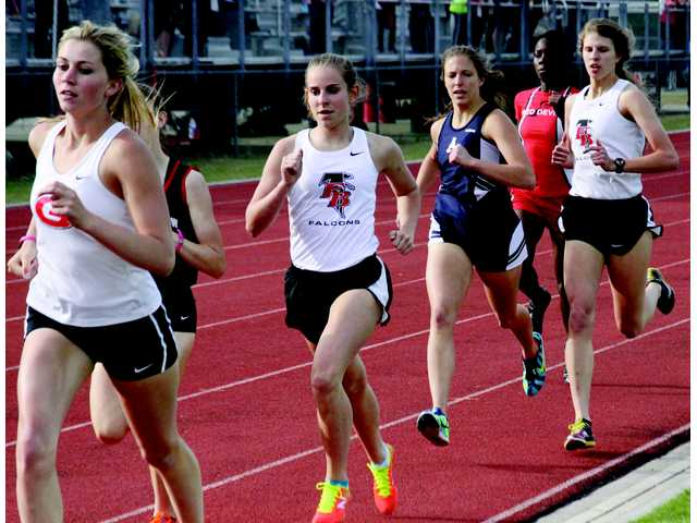 Wildcat track does well at region meet