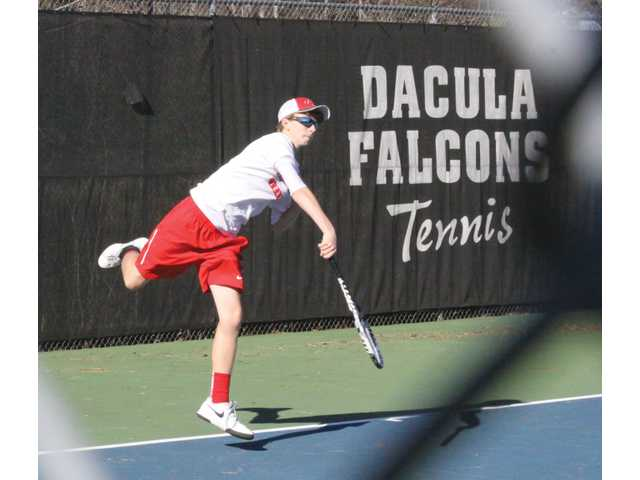Tennis comes to an end for Winder team