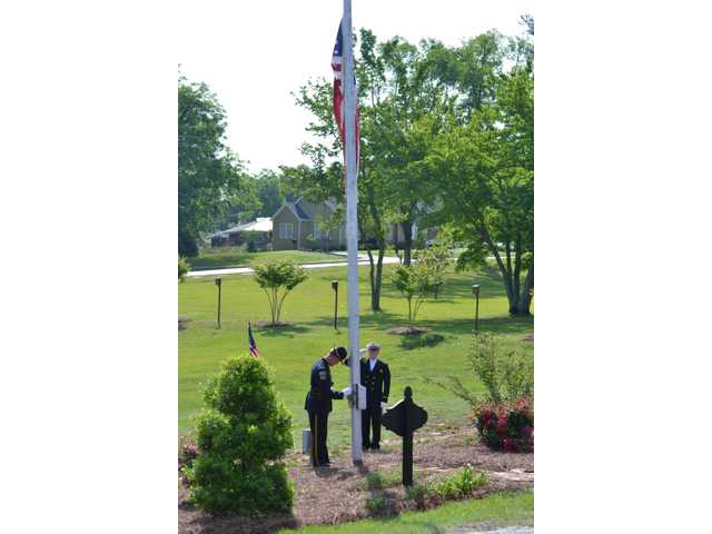 Winder remembers on Memorial Day