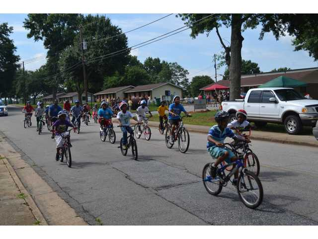 Winder Housing's RCC to hold community bike ride