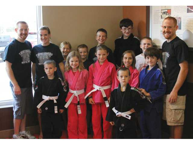 Winder karate academy teaches kids citizenship