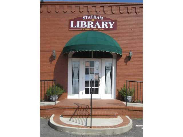 Statham library patrons to approach county about funding