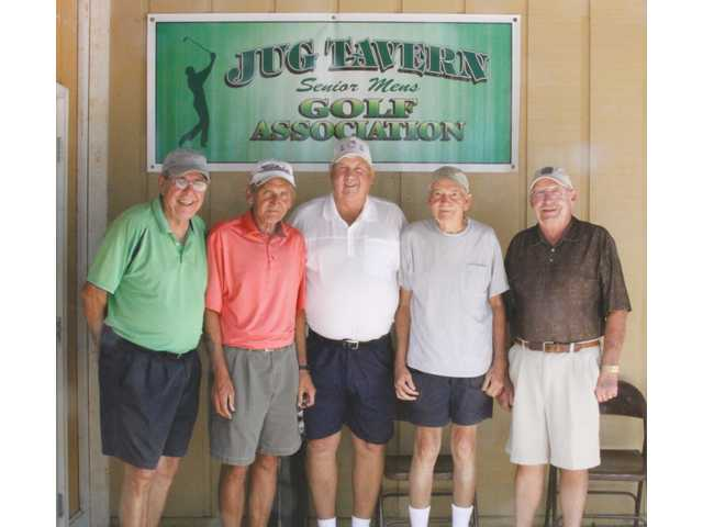 Jug Tavern holds summer tourney