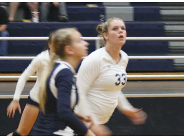 Volleyball gets back in swing for Apalachee