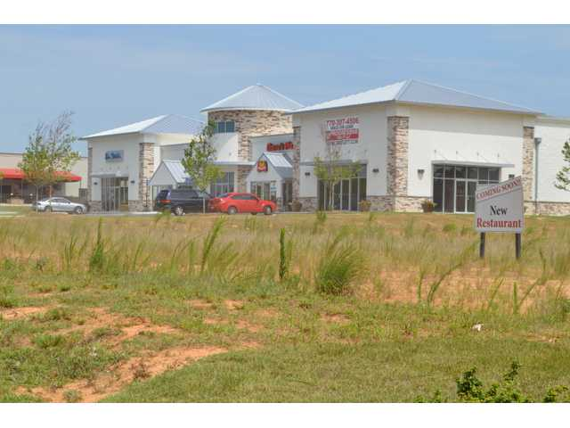 Gateway area booms as local demand increases