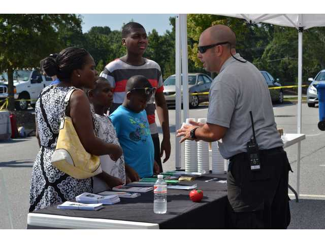 Barrow residents come out for Public Safety Day