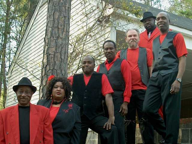 Popular soul, blues band coming to Winder