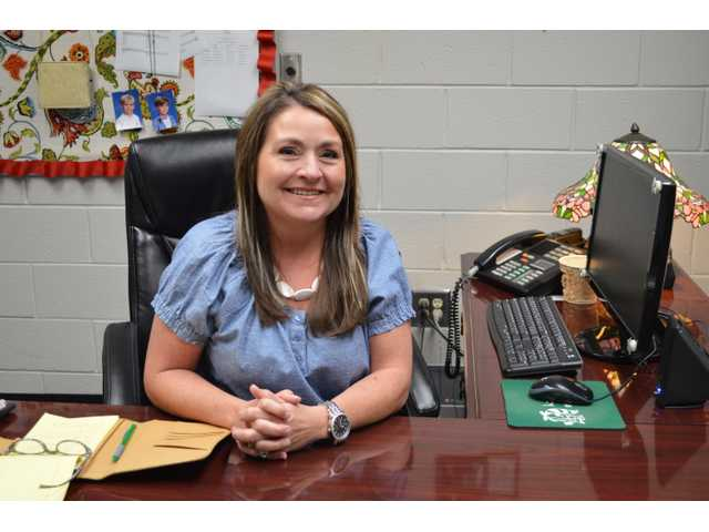New CLES principal happy to be back at an elementary school