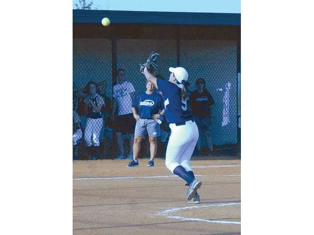Lady Cats snag first season victory