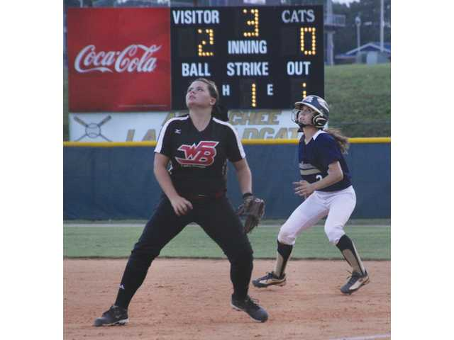 Lady Doggs shutout Chee in softball series opener