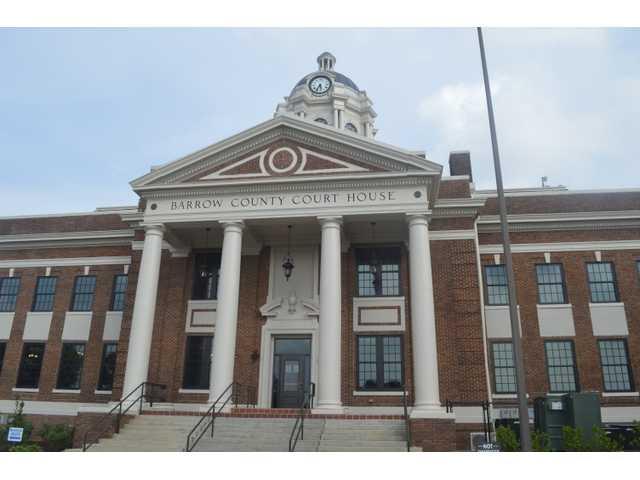 Barrow commissioners approve fire tax rollback