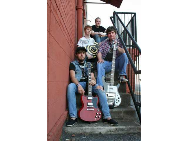 Winder band releases debut album