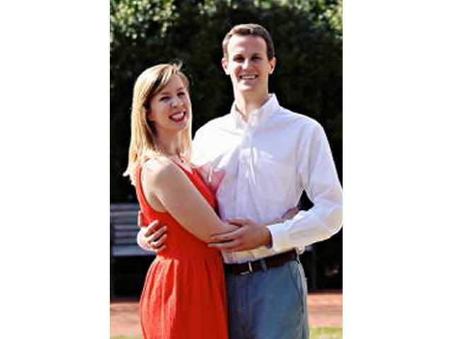 Miss Bromley,  Mr. Brand engaged