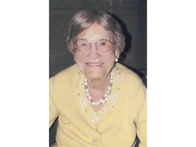 Ruth Elizabeth Thomas McGarry