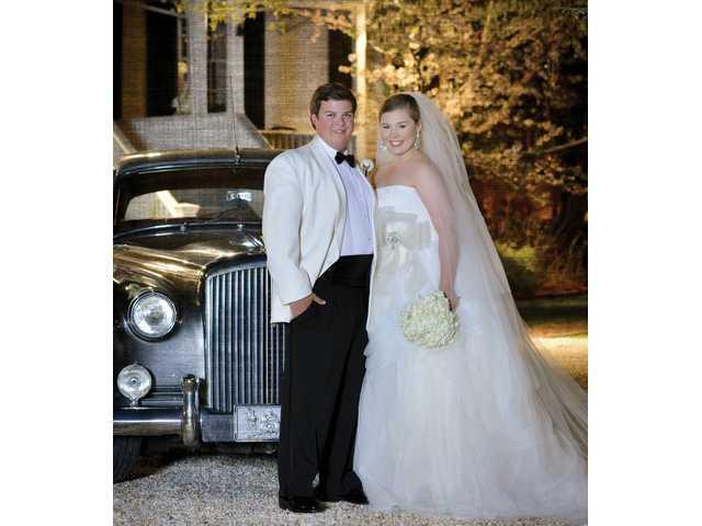 Lauren Leigh Branham & Thomas Allen Reeder united in marriage
