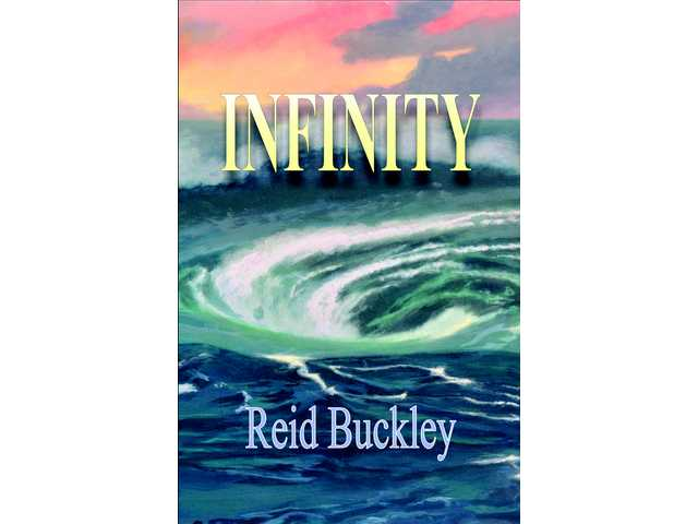 Reid Buckley Author Event, Reading from Infinity