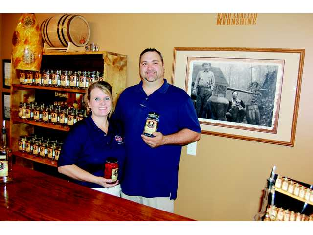 Moonshine goes mainstream on South Broad Street