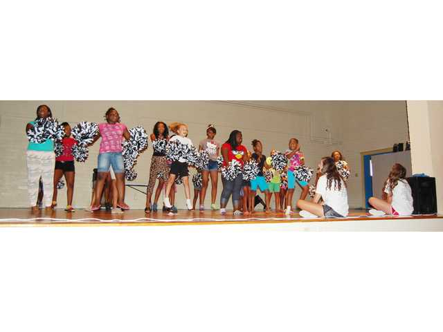 Jackson Teen Center adds cheerleader camp to mix