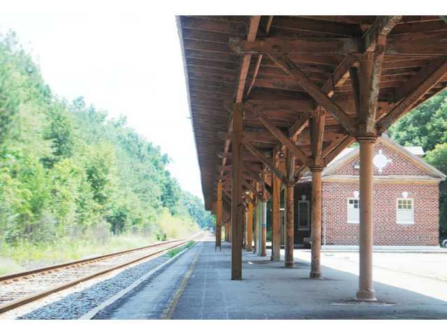 Amtrak to renovate Camden train station, grounds