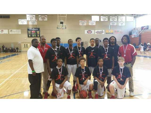 SAS eighth-grade team finishes 2nd in Jacksonville
