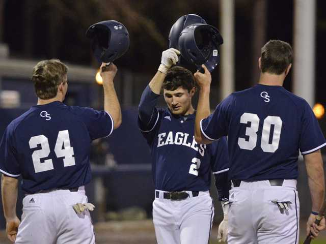 Eagles getting things done on the diamond