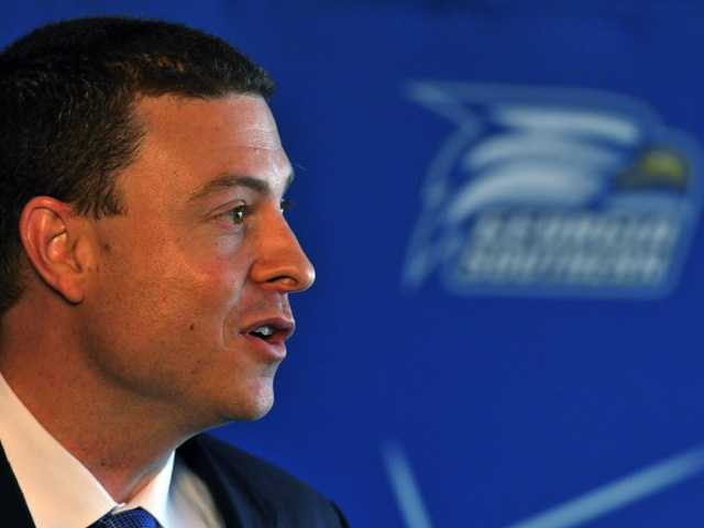 Ga. Southern welcomes  head men's basketball coach