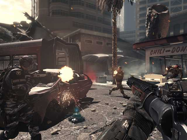 'Call of Duty: Ghosts' a multiplayer standout