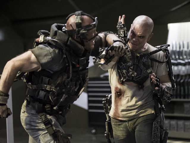 'Elysium' tops 3 newcomers at box office