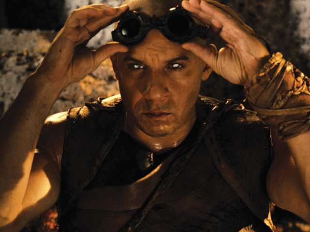 'Riddick' seeing light at box office
