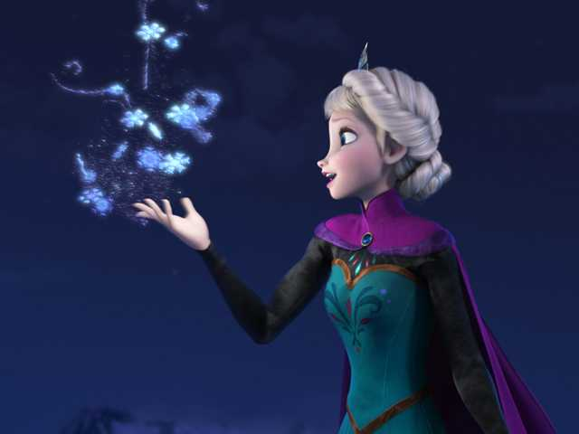Disney's 'Frozen' freezes out 'Paranormal' spinoff
