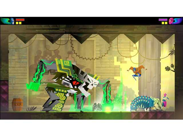 'Guacamelee!' delivers old-school experience