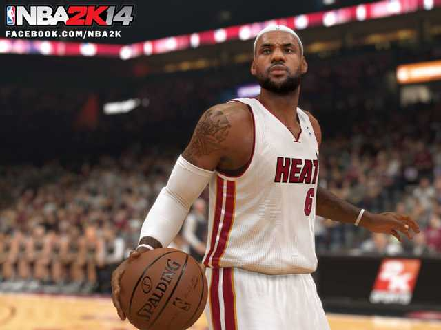 'NBA 2K14' the best yet