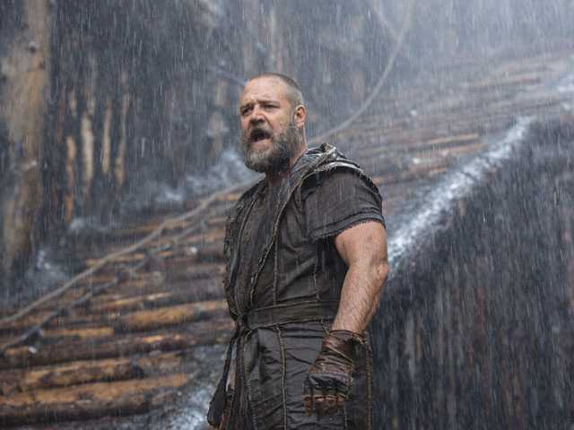 'Noah' rises to top of weekend box office