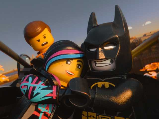 'Lego Movie' continues to dominate box office
