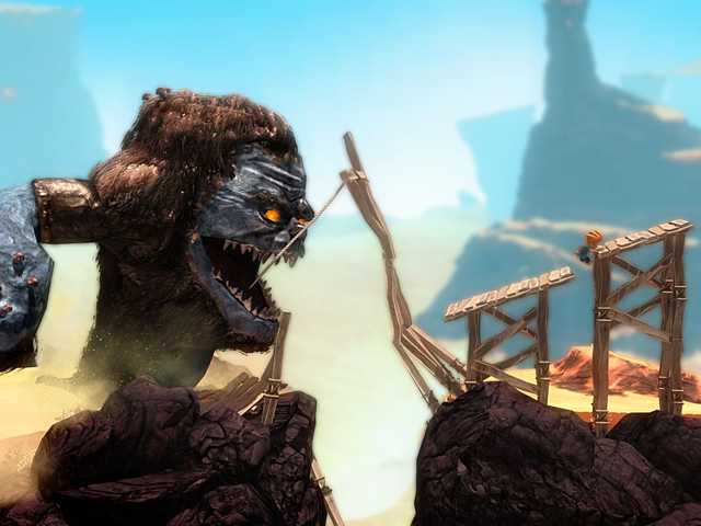 'Max: The Curse of Brotherhood' features fun Pixar-like graphics